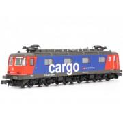Locomotive Re 6/6 SBB Cargo avec climatisation époque V/VI
