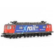 Locomotive Re 6/6 SBB X-Rail avec climatisation époque V/VI